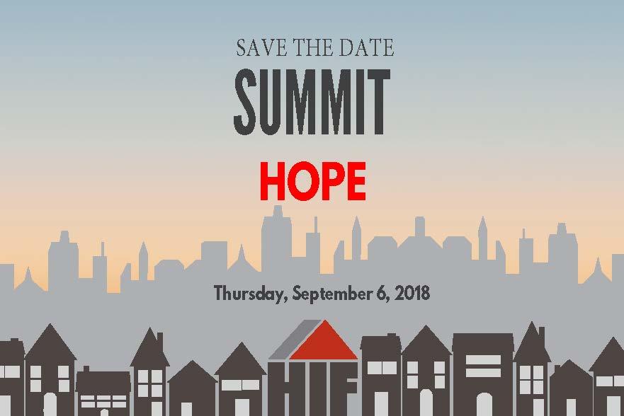 2018 Annual Summit Dinner