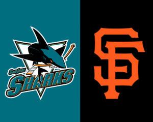 SF Giants and SJ Sharks