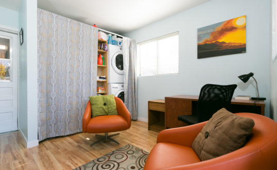 Daybreak Therapy Room After